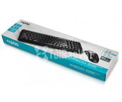 Thanh lý bàn phím chuột Rapoo E9080 - Hình ảnh 2/2