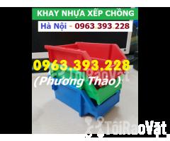 Hộp nhựa đựng ốc vít, khay nhựa đựng linh kiện giá rẻ tại Hà Nội - Hình ảnh 1/3