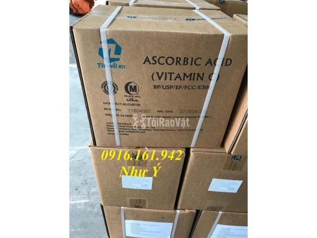 VITAMIN C Nguyên Liệu 99% - 1/1