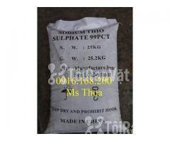 Sodium Thiosulphate giúp khử clorine và giảm kim loại nặng - Hình ảnh 1/2
