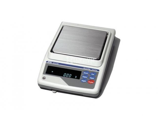 Cân điện tử GX-6000 AND Nhật Bản 6000g/0.1g, LH 0904913138 - 1/1