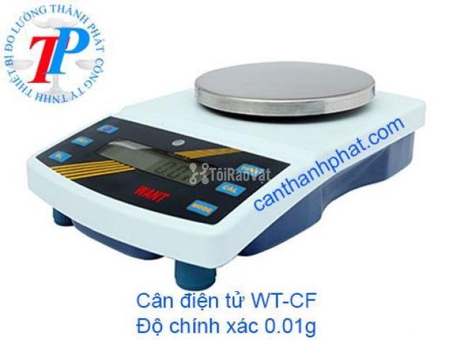 Cân điện tử WT30002CF, 3000g/0.01g, Wantblance giá tốt - 1/1