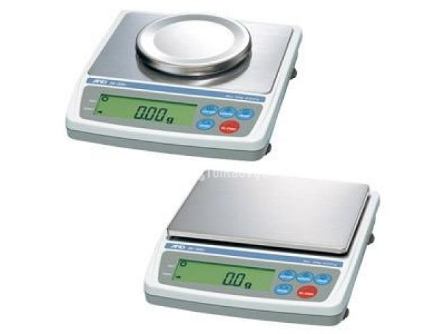 Cân điện tử EK-6000i AND, 6000g/0.1g Nhật Bản, 0904.913.138 - 1/1