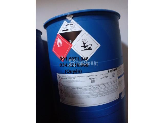 BKC 80% nguyên liệu Mỹ, Trung Quốc khử trùng ao nuôi chính hãng - 1/2