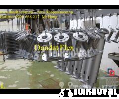 Ống mềm cho đầu phun chữa cháy, ống mềm inox 304, ống mềm giảm chấn mb - Hình ảnh 3/6