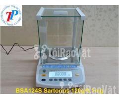 Cân điện tử BSA124S Sartorius Đức, 120g/0.0001g