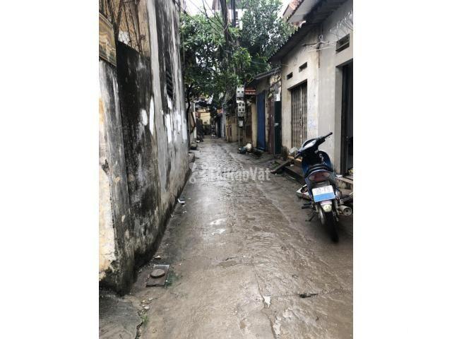 Bán gấp 40m2 đất Yên Vĩnh, Kim Chung ngõ 2m, giá 24.5tr/m2 - 2/3