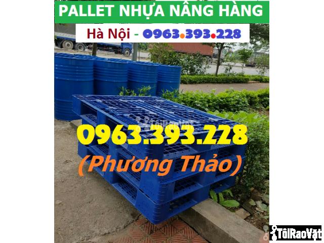 Bán Pallet nhựa nâng hàng, Pallet nhựa đã qua sử dụng - 2/3
