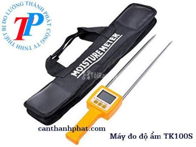 Máy đo độ ẩm nông sản TK100S, chính hãng, LH 0904913138 - 1/1