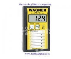 Máy đo độ ẩm cầm tay cho gỗ MMC-220 Wagner Mỹ