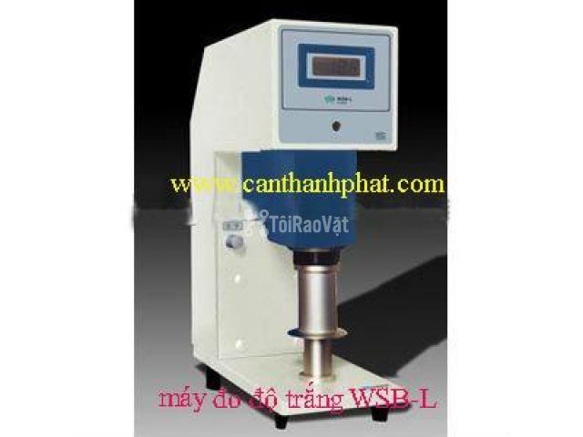 Máy đo độ trắng cho bột giá rẻ, model WSB-L - 1/1