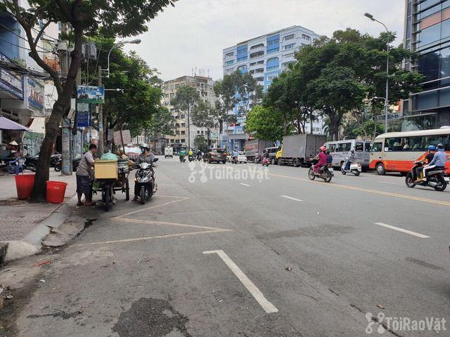 Cho thuê MT số 42 Nguyễn Cư Trinh, P.Nguyễn Cư Trinh,Quận 1. - 3/5