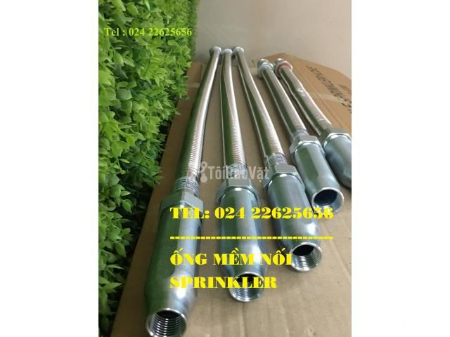 Dây mềm inox nối đầu phun sprinkler DJ25Ub1000, DJ25Ub700, DJ25Ub1500 - 1/3