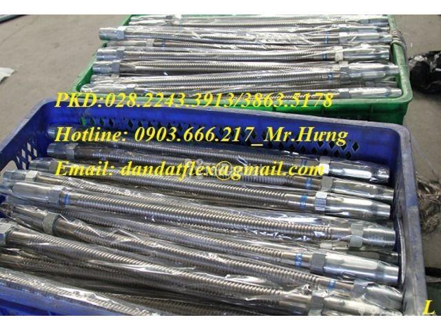 Thiết bị PCCC, Ống mềm nối đầu phun chữa cháy, Ống mềm sprinkler PCCC - 6/6