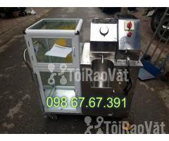 Máy ép nước mía siêu sạch, xe nước mía motor 1500w siêu khỏe - Hình ảnh 2/4