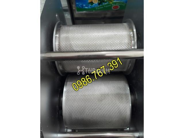 Máy ép nước mía siêu sạch, xe nước mía motor 1500w siêu khỏe - 3/4