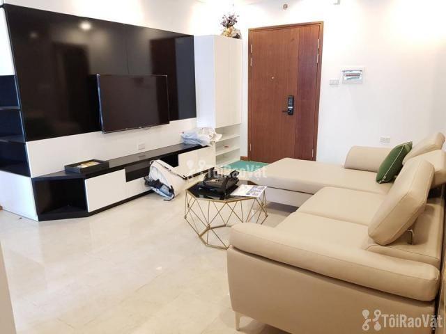 Cho thuê căn hộ chung cư Vườn Xuân 71 Nguyễn Chí Thanh, 120m, full đồ - 2/2