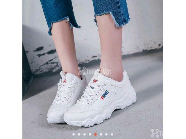 Giày sneaker fine - 1/1
