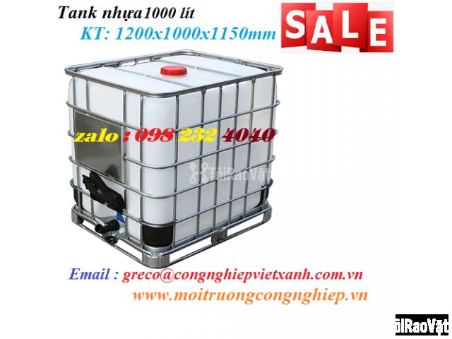 Thùng IBC TANK 1000L - 1/1