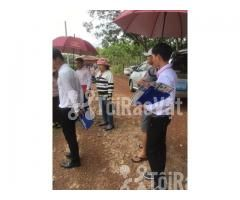 Đất đầu tư khu dân cư Nha Bích Chơn Thành giá rẽ có thổ cư SHR - Hình ảnh 1/5