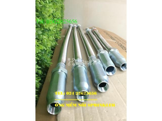 Dj25UB1200- Flexible hose sprinkler/Ống mềm nối đầu phun chữa cháy - 1/1