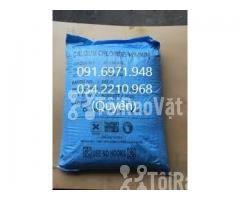 Khoáng tạt Canxi clorua, CaCl2 dạng hạt Ấn Độ giá sỉ