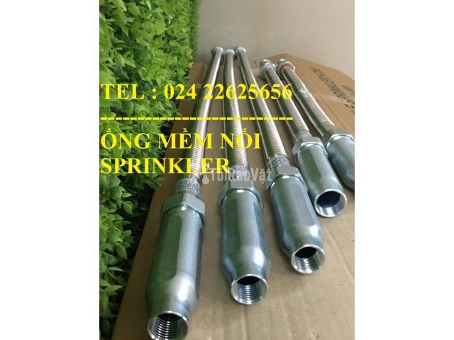 Dây INOX kết nối đầu phun sprinkler - đạt 16bar - chứng chỉ LPCB/FM/UL - 1/6