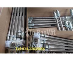 DJ25Ub1000 - Dây mềm Inox nối đầu phun sprinkler- Daejin - 1000mm - Hình ảnh 1/6