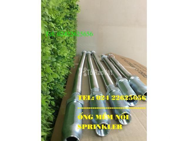DJ25Ub1000 - Dây mềm Inox nối đầu phun sprinkler- Daejin - 1000mm - 6/6