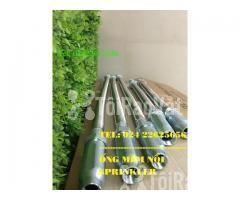 1200mm - Ống Dẻo INOX nối SPRINKLER chữa cháy – DJ25UB1200 – Daejin - Hình ảnh 4/6