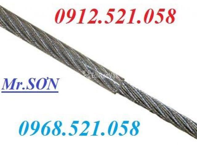 Cáp inox 304 bọc nhựa 10 mm (0968.521.058) Bán cáp bọc nhựa đen 10 ly. - 3/6