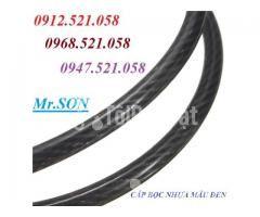 Cáp inox 304 bọc nhựa 10 mm (0968.521.058) Bán cáp bọc nhựa đen 10 ly. - Hình ảnh 4/6