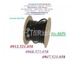 Cáp inox 304 bọc nhựa 10 mm (0968.521.058) Bán cáp bọc nhựa đen 10 ly. - Hình ảnh 6/6