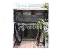 Nợ ngân hàng bán 93m2 nhà MẶT TIỀN Dương Thị Mười, ngang 5m giá 880tr