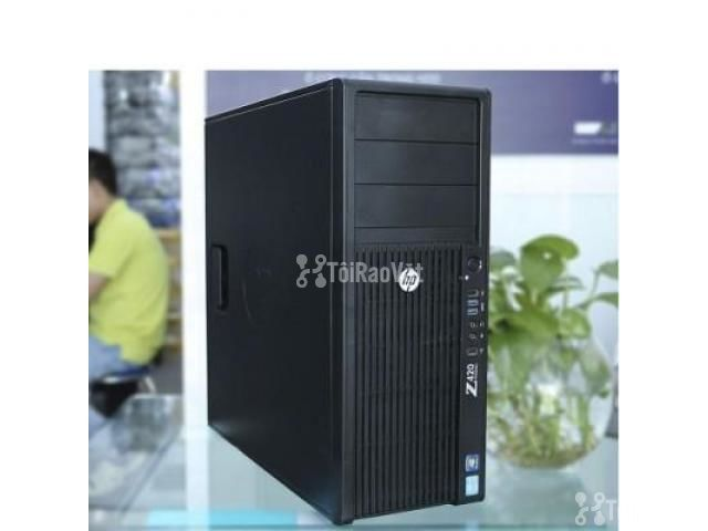 Máy tính HP z420 workstation cpu 4 core VGA Quadro 2000 1GB 5.720.000 - 1/4