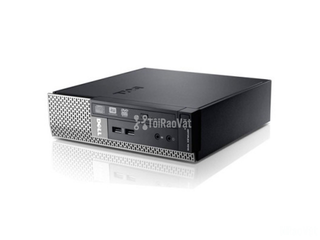 Máy tính Dell Optiplex 9020 USFF cpu Intel core i5 - có WIFI 4.570.000 - 2/2