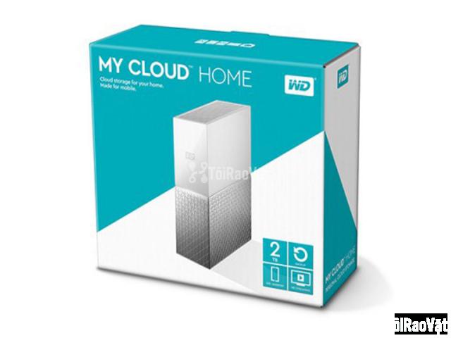 Ổ cứng mạng WD My Cloud Home 2TB 3.590.000₫ - 1/3