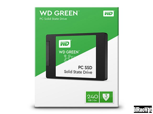 SSD WD Green 240GB Sata3 715.000₫ - 1/2