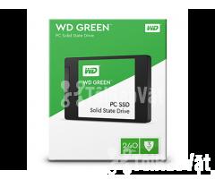 SSD WD Green 240GB Sata3 715.000₫ - Hình ảnh 1/2
