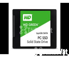 SSD WD Green 240GB Sata3 715.000₫ - Hình ảnh 2/2