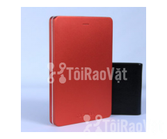 Ổ cứng di động Toshiba Canvio Alumy 1TB - red 1.349.000₫ - Hình ảnh 2/4