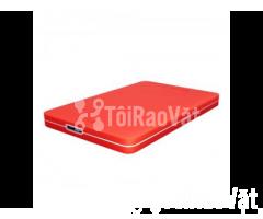 Ổ cứng di động Toshiba Canvio Alumy 1TB - red 1.349.000₫ - Hình ảnh 4/4