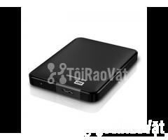 Ổ Cứng WD Elements 1Tb 2.5 inch USB 3.0 Portable 1.415.000₫ - Hình ảnh 1/3