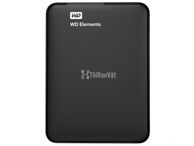 Ổ Cứng WD Elements 1Tb 2.5 inch USB 3.0 Portable 1.415.000₫ - 2/3