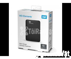 Ổ Cứng WD Elements 1Tb 2.5 inch USB 3.0 Portable 1.415.000₫ - Hình ảnh 3/3