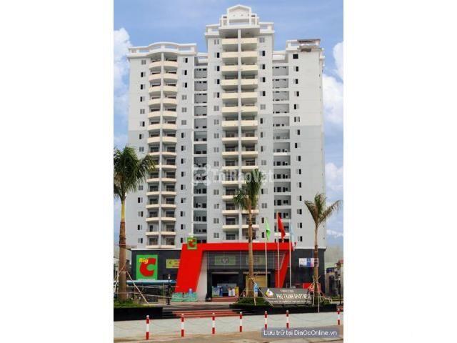 Cho thuê căn hộ Phú Thạnh Q.Tân Phú, Dt : 100 m2, 3PN, Giá : 8.5 tr/th - 1/1