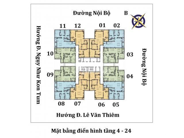 THE LEGACY – Đậm Phong Cách – Dẫn Đầu Xu Hướng Chung Cư Hạng A. - 2/6
