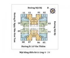 THE LEGACY – Đậm Phong Cách – Dẫn Đầu Xu Hướng Chung Cư Hạng A. - Hình ảnh 2/6