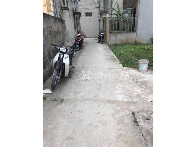 Chính chủ bán đất TDP Văn Trì, Minh Khai , sdcc - 2/2