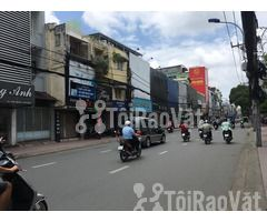 Cho thuê nhà nguyên căn MẶT TIỀN đường Hồ Văn Huê, P.9, Q.Phú Nhuận - Hình ảnh 2/4